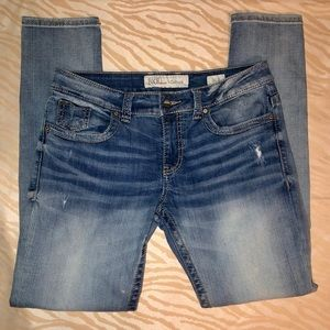 Buckle BKE skinny Jeans size 31 x 31.5